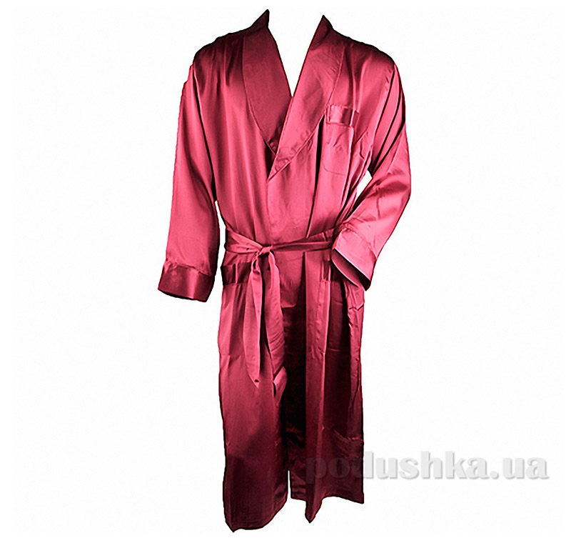 Шелковый мужской халат Имате 26