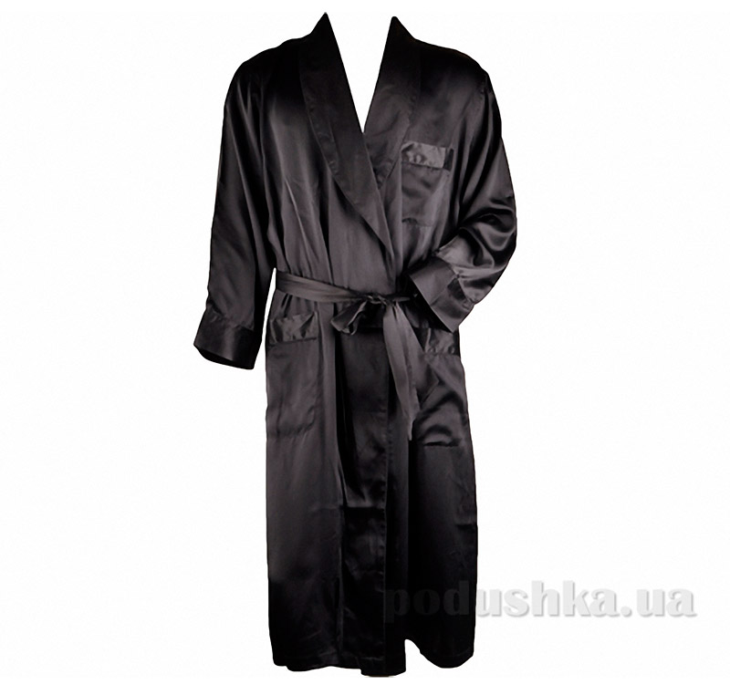 Шелковый мужской халат Имате 28