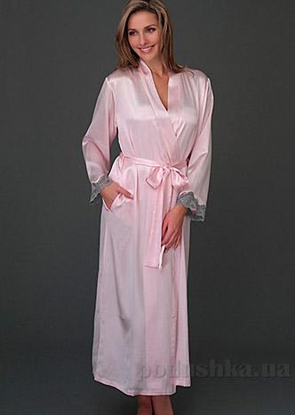 Шелковый женский халат Имате 14