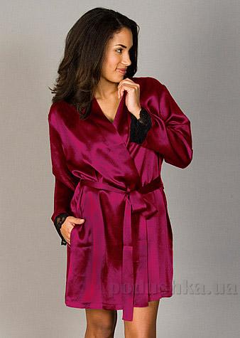Шелковый женский халат Имате 23