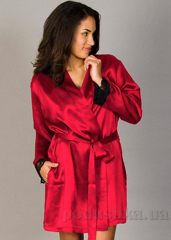 Шелковый женский халат Имате 7