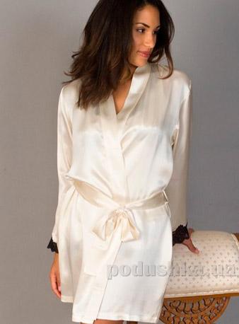Шелковый женский халат Имате 9