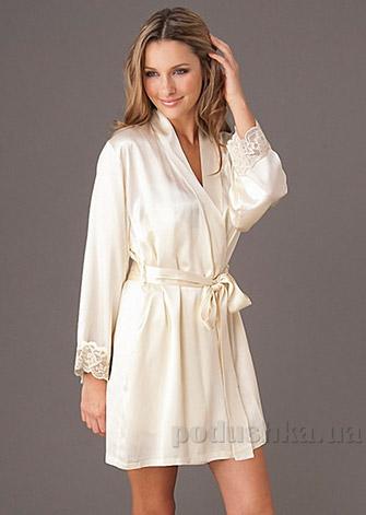 Шелковый женский халат Имате 10
