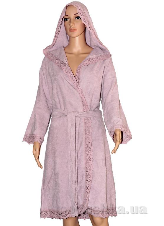Халат женский Pavia Sarah Lila светло-фиолетовый