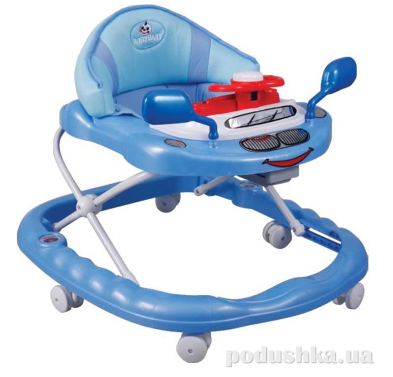 Ходунки-машинка для ребенка 07-503 Pilsan