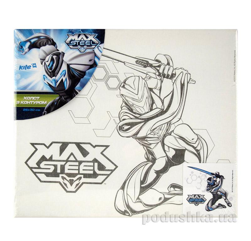 Холст с контуром Макс Стил MX14-218K