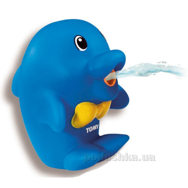 Кит пищалка синий 6596 1 Tomy
