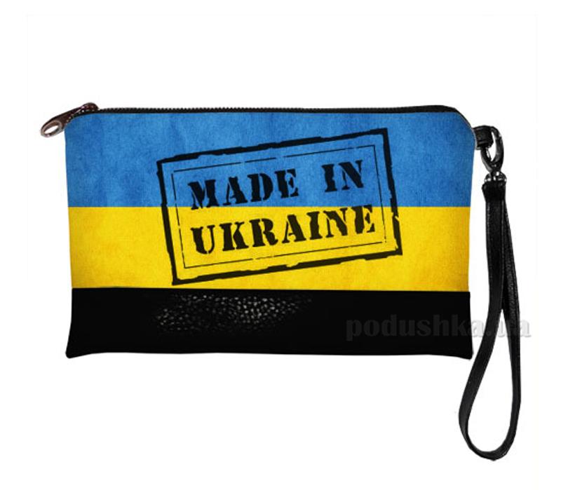 Клатч Город Подарков 30982 KL GL UKR005 BL