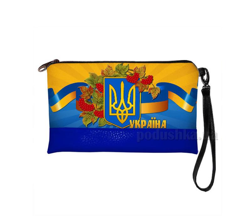 Клатч Город Подарков 30986 KL GL UKR009 SI
