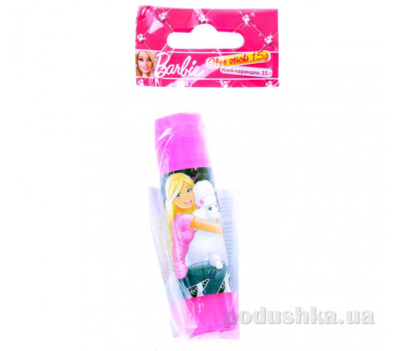 Клеящий карандаш Barbie