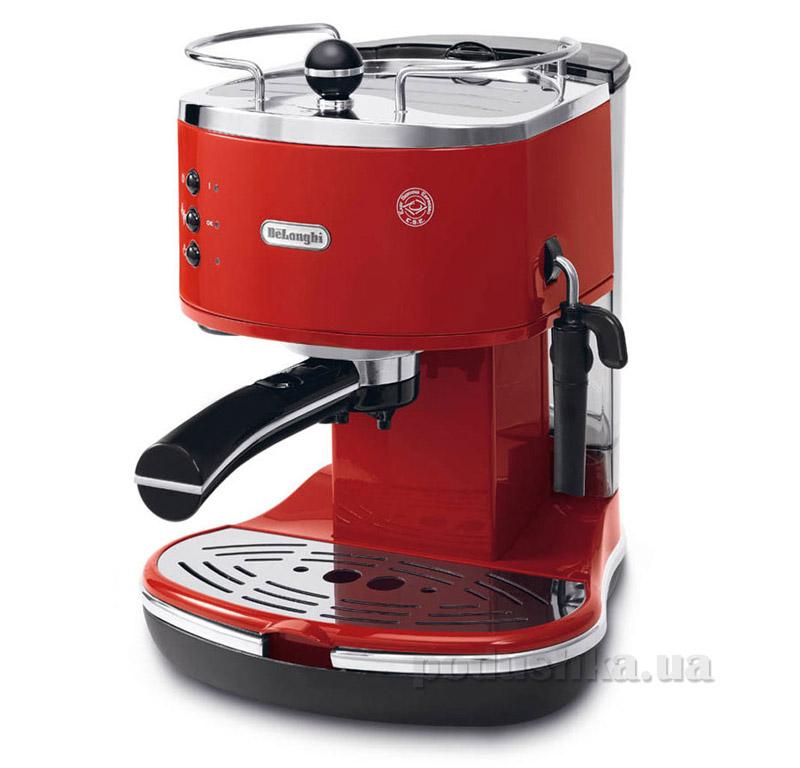 Кофеварка эспрессо DeLonghi ECO310.R