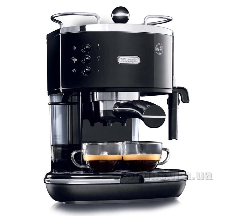 Кофеварка эспрессо DeLonghi ECOV 311 BK
