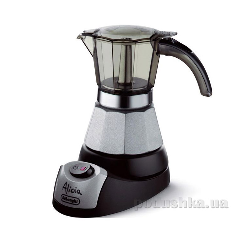 Кофеварка гейзерная DeLonghi EMK4