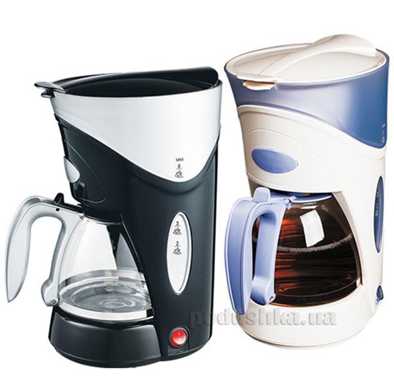 Кофеварка капельная двухцветная MAESTRO MR 403