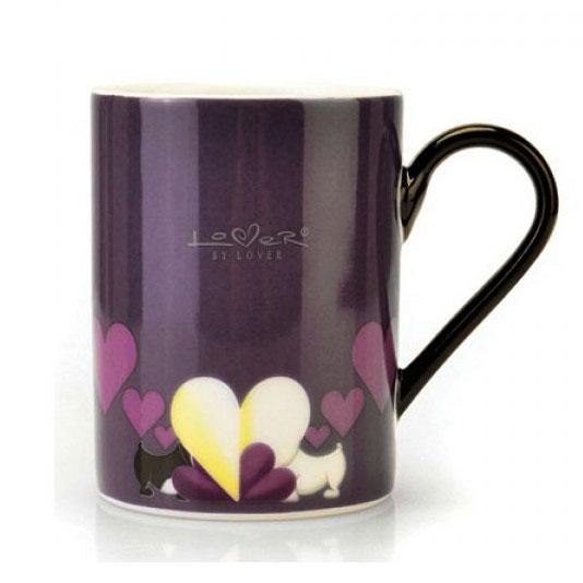 Кофейная кружка Lover by Lover 0,3л Berghoff 2шт 3800002   BergHOFF