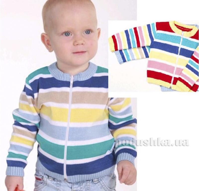 Кофта детская для мальчика Лютик КХ-494