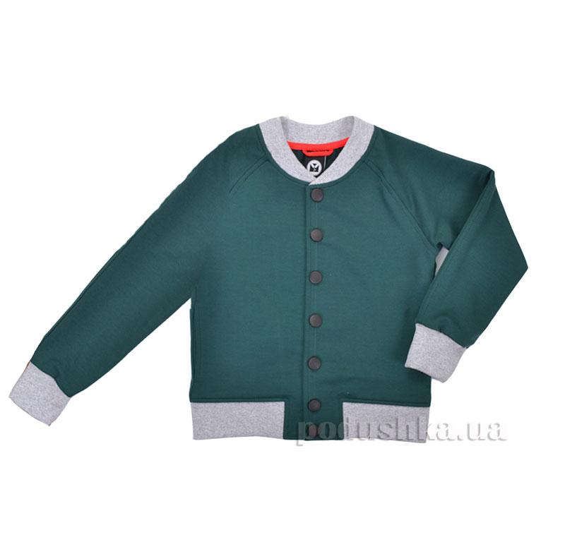 Кофта для девочки Timbo Flipper В010181 зеленая