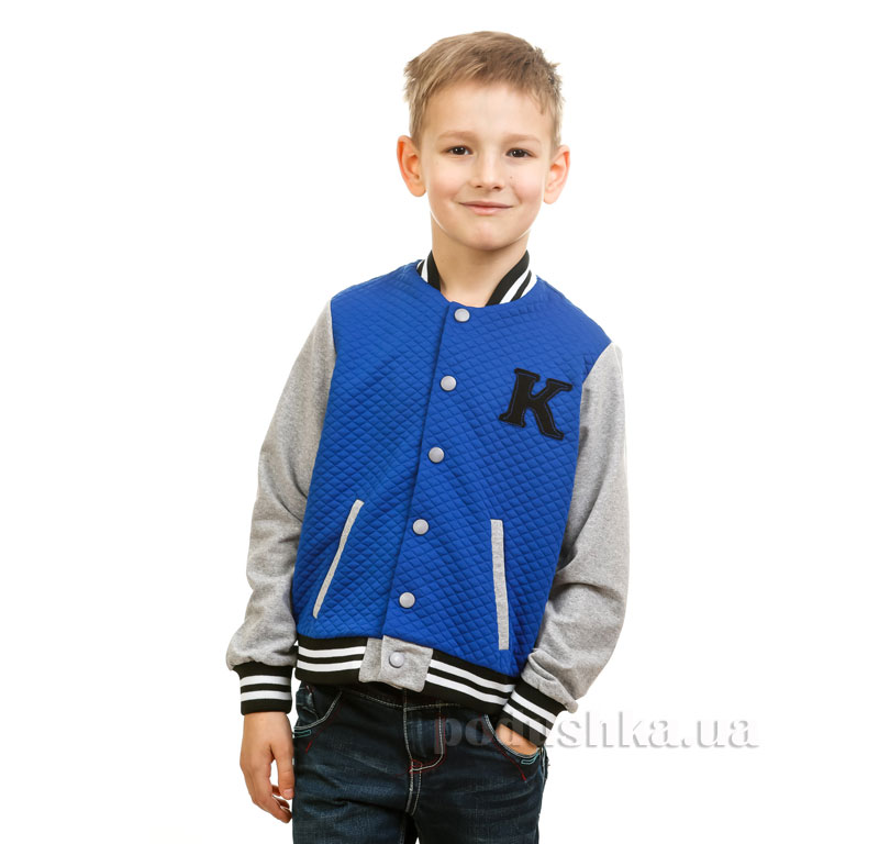 Кофта K Kids Couture электрик