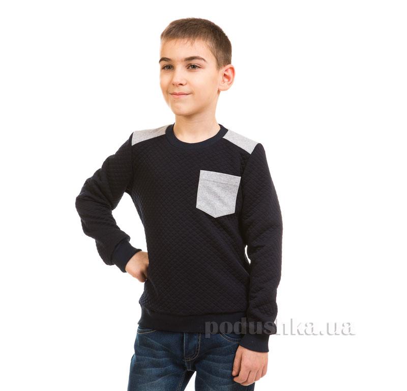 Кофта Карман Kids Couture 17-225 темно-синий 34 (Р-122, ОГ-62, ОТ-52) Kids Couture