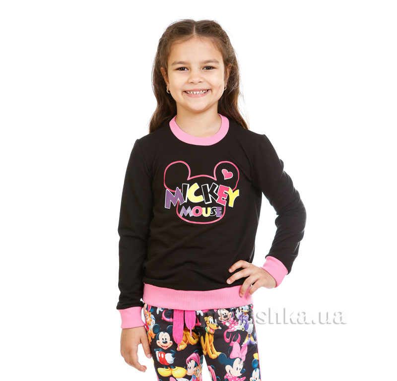 Кофта Kids Couture 17-205 черная