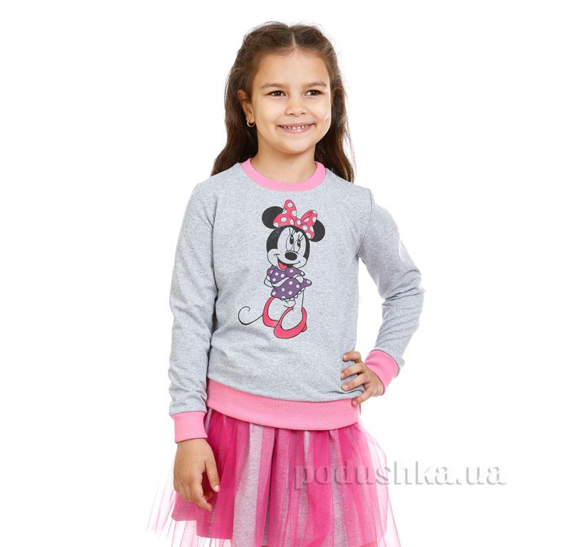 Кофта Kids Couture 17-205 серая