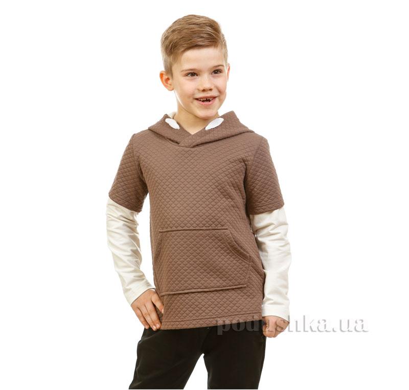 Кофта Kids Couture коричневый