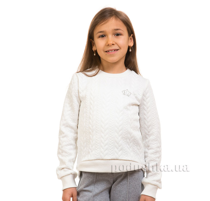Кофта Корона Kids Couture 17-207 молочная
