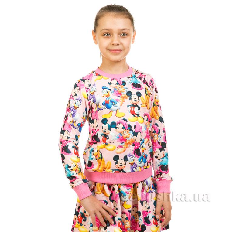 Кофта Мики Маус Kids Couture розовый