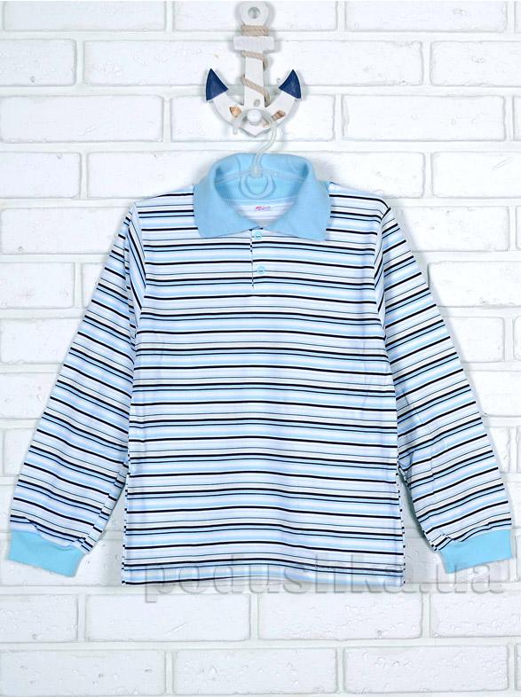 Кофта с длинным рукавом Татошка 07580 голубая