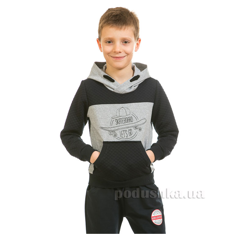 Кофта Skateboard Kids Couture синяя