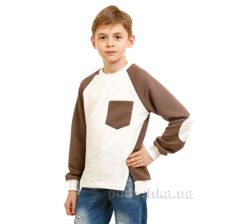 Кофта Стежка Kids Couture карамель 34 (Р-128, ОГ-64, ОТ-56) Kids Couture