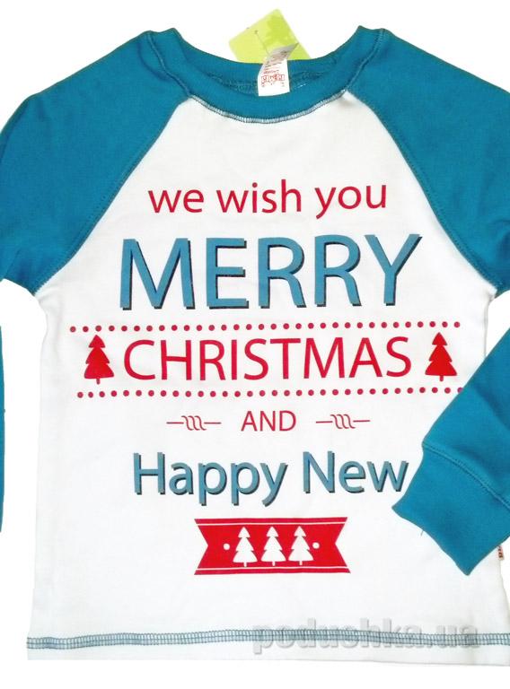 Кофта We wish you Merry Christmas Bembi ФБ276