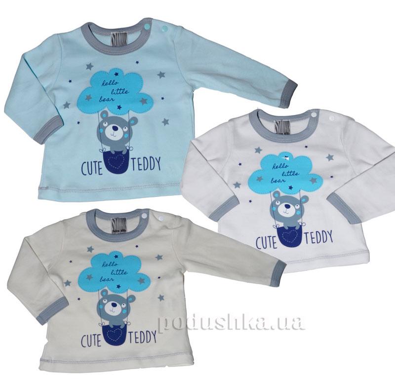 Кофточка для малышей Мишка Zebra kids 555-031