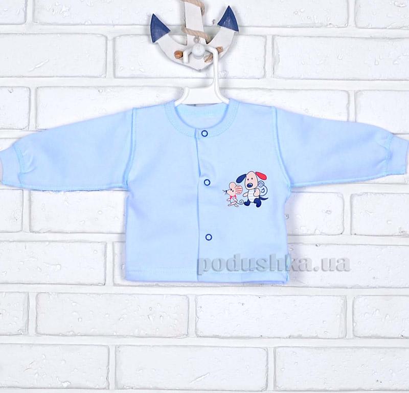 Кофточка Татошка 04202 голубая