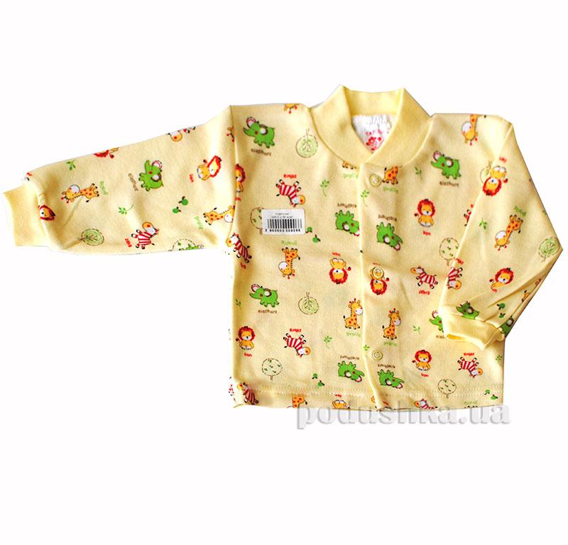 Кофточка Татошка 04602 желтая