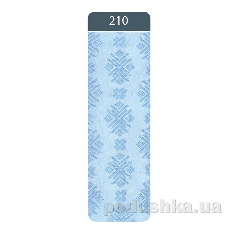 Колготки жаккардовые для девочки Bravo Conte 7C-44CП 210 голубые
