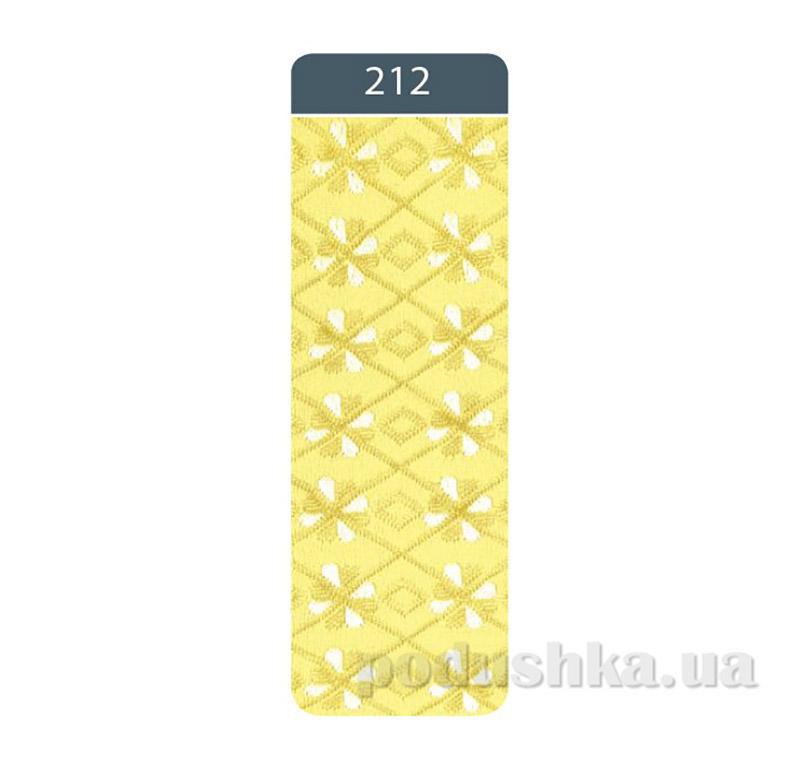 Колготки детские жаккардовые Bravo Conte 7C-44CП 212 желтые
