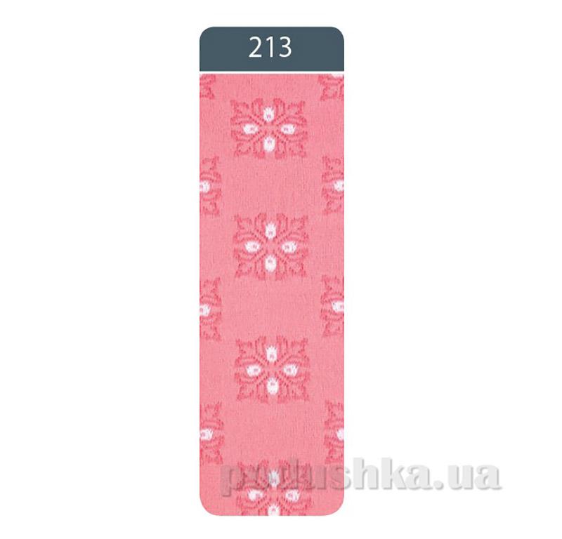 Колготки детские жаккардовые Bravo Conte 7C-44CП 213 розовые
