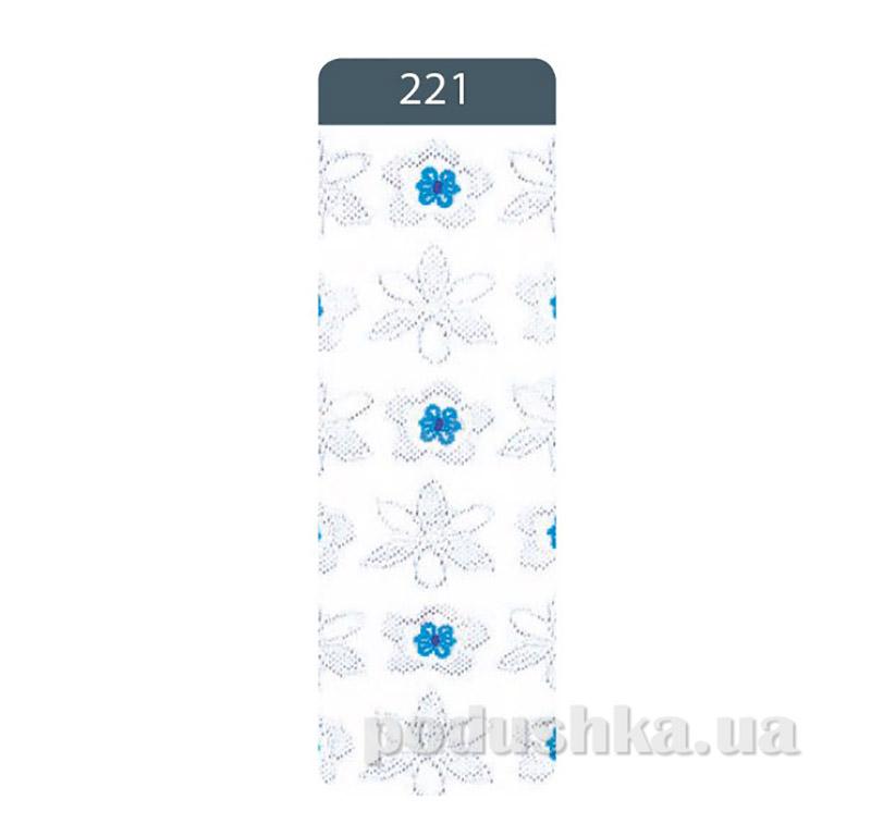 Колготки детские жаккардовые Bravo Conte 7C-44CП 221 белые