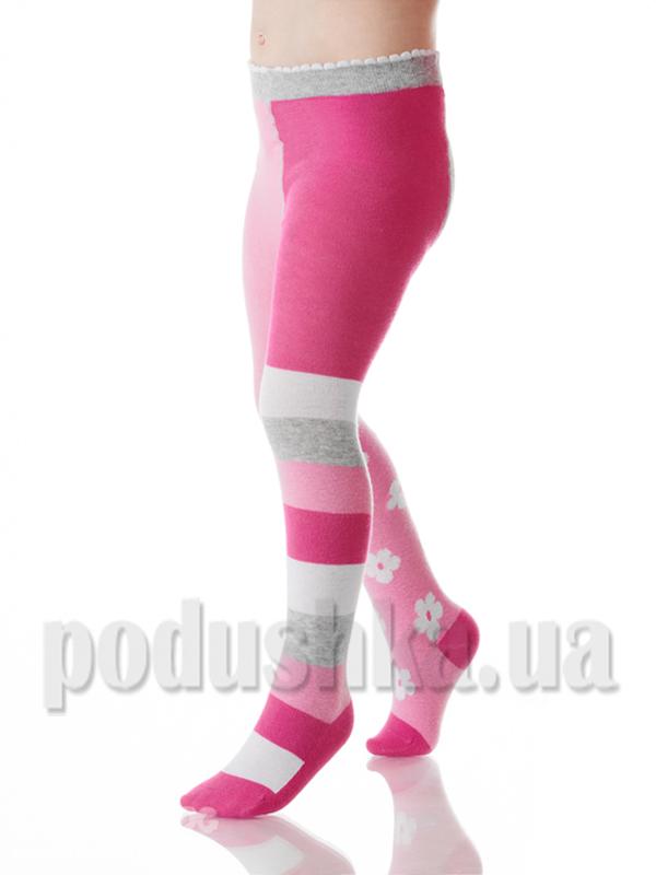 Колготки для девочек Arina by Charmante ARB 051204 светло розовый / темно-розовый