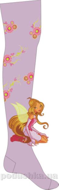Колготки для девочек Кребо фея Флора