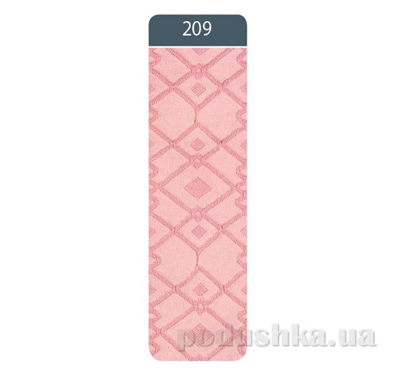 Колготки жаккардовые для девочки Bravo Conte 7C-44CП 209 светло-розовые