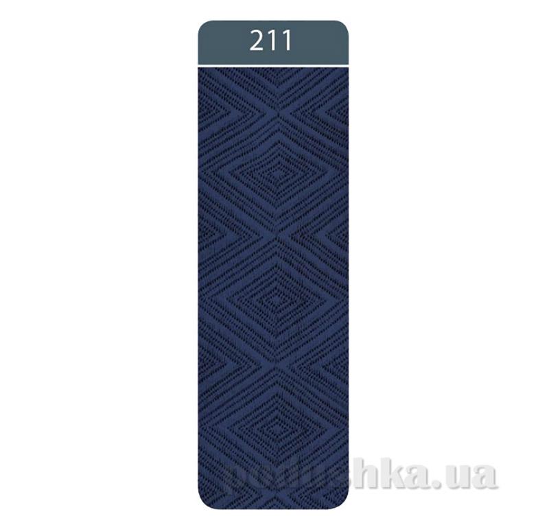 Колготки жаккардовые для мальчика Bravo Conte 7C-44CП 211 темно-синие