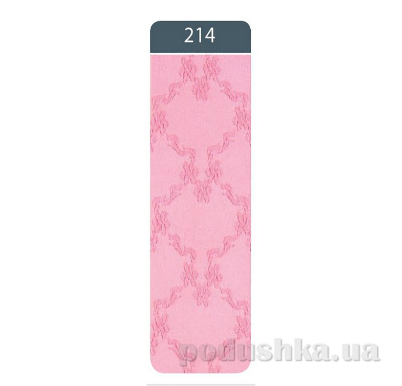Колготки жаккардовые для девочки Bravo Conte 7C-44CП 214 розовые