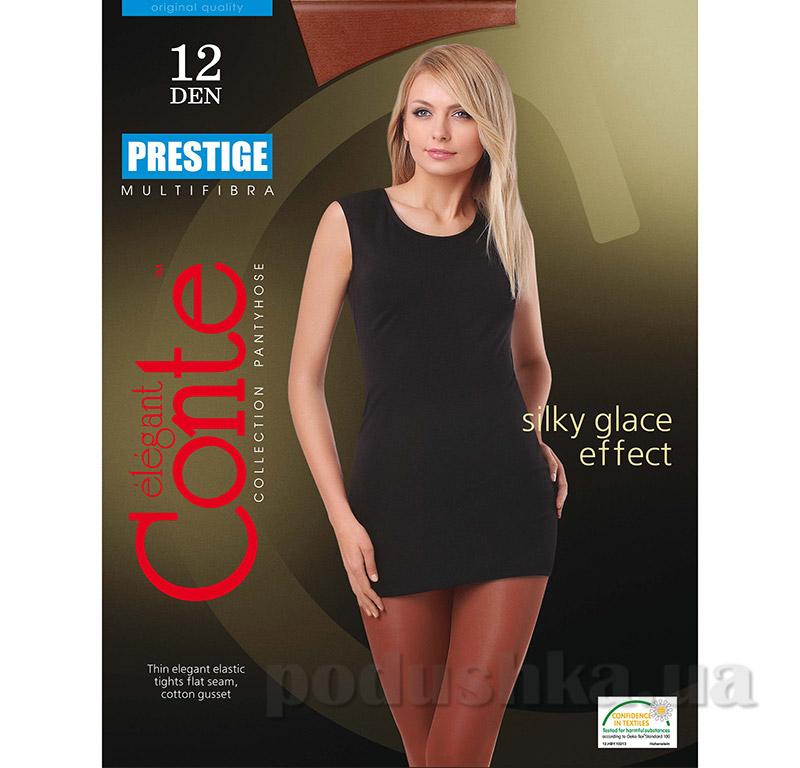 Колготки женские Prestige 12 Den Conte 8С-59СП Mocca