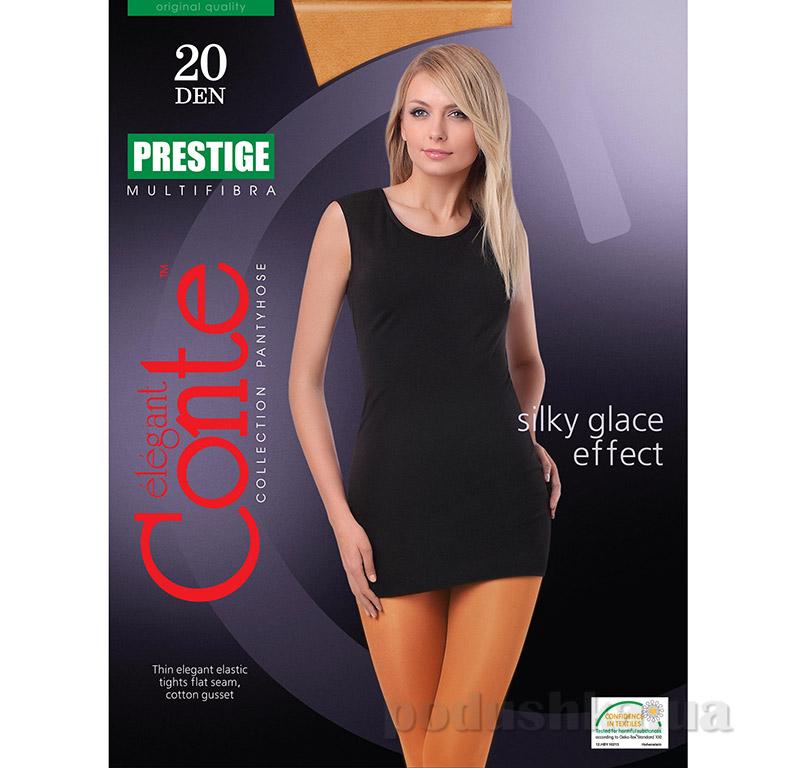 Колготки женские Prestige 20 Den Conte 8С-43СП Bronz