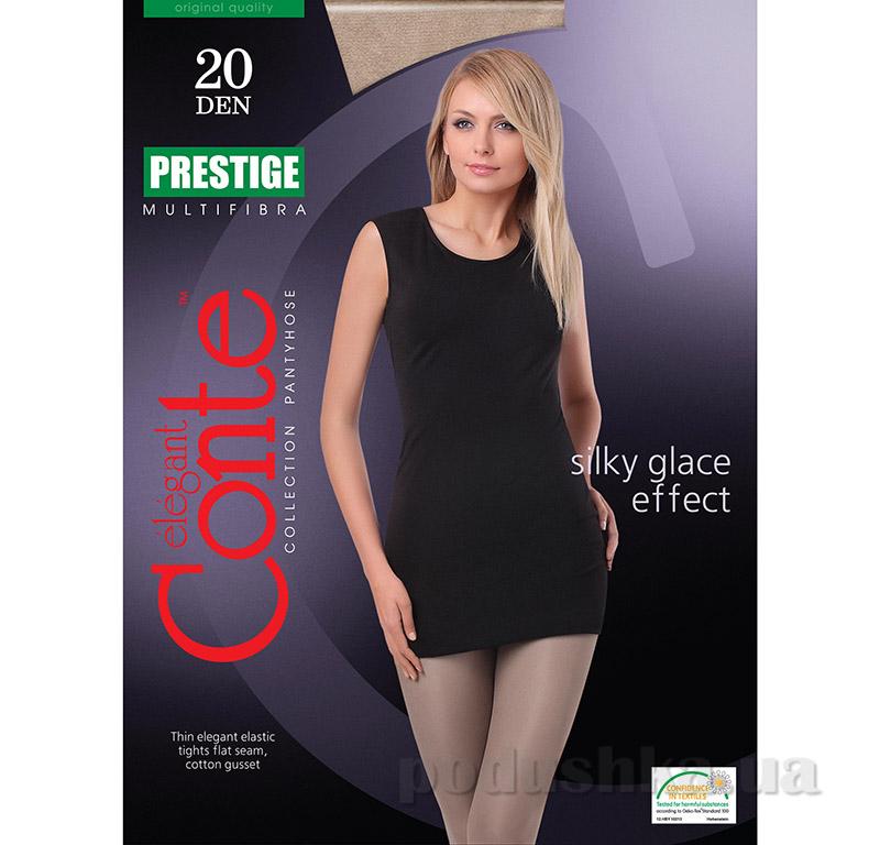 Колготки женские Prestige 20 Den Conte 8С-43СП Fumo