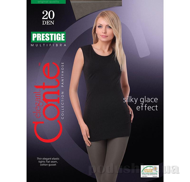 Колготки женские Prestige 20 Den Conte 8С-43СП Grafit