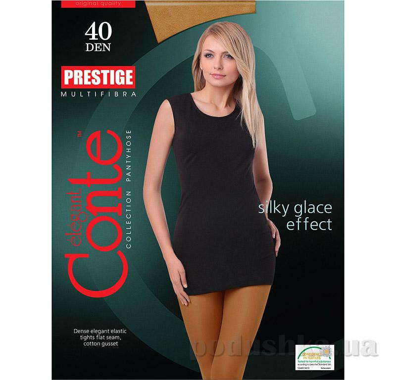 Колготки женские Prestige 40 Den Conte 8С-45СП Bronz