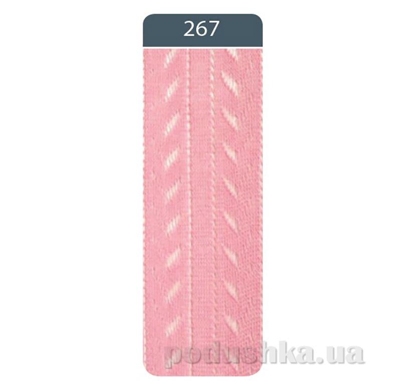 Колготы детские ажурные Miss Conte 7С-80СП 267 светло-розовые